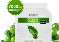 Green Coffee Bean Extract Chlorgen800 - New York City